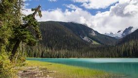 Озеро Jeffre стоковое изображение