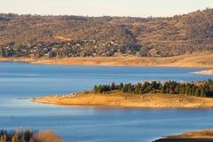 озеро jindabyne Стоковое Изображение RF