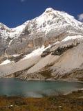 озеро jokul стоковое фото