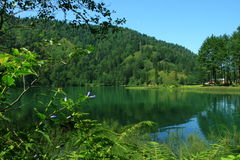 озеро ka bor 2 Стоковая Фотография RF