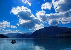 озеро kanasi Стоковые Фотографии RF