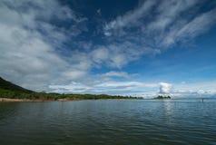Озеро Kariba, Зимбабве Стоковые Фотографии RF