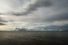Озеро Kariba, Зимбабве Стоковое Изображение