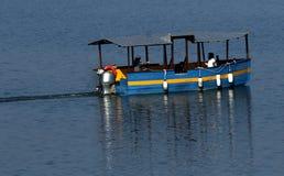 Озеро Kerkini Греция заповедник Стоковые Фотографии RF