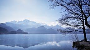 Озеро Kessel Стоковые Изображения