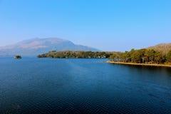 озеро killarney Стоковое Изображение RF