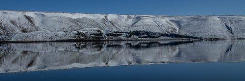Озеро Kleifarvatn Стоковое Изображение RF