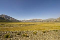 Озеро Kluane Стоковые Изображения