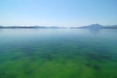 озеро koycegiz Стоковое Изображение