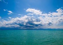 озеро kul issyk Стоковые Изображения