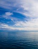 озеро kul issyk Стоковое Изображение RF
