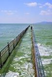 озеро kunming Стоковые Фотографии RF