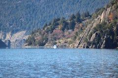 Озеро Lacar Стоковое Изображение