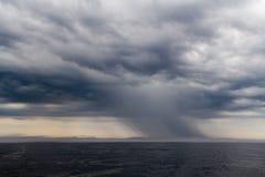 Озеро Ladoga в России Стоковое Изображение