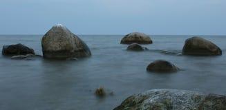 Озеро Ladoga, Россия Стоковое фото RF