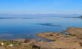 озеро ladoga Стоковые Изображения RF