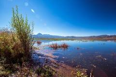 Озеро Lashihai Стоковое Изображение