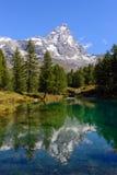 Озеро Layet Стоковые Изображения RF