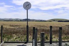 Озеро Learmonth- не ныряет Стоковое фото RF