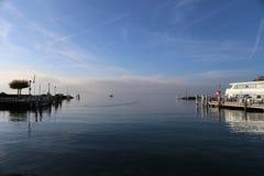 Озеро leman Стоковые Фотографии RF