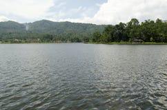 Озеро Lengkong Стоковые Фотографии RF