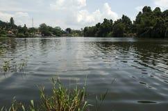 Озеро Lengkong Стоковое фото RF