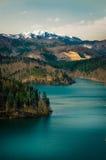 Озеро Lokvarsko Стоковое фото RF