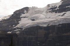 озеро louise похода Стоковое Изображение