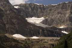 озеро louise похода Стоковое фото RF