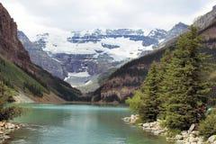 озеро louise Стоковые Фотографии RF