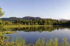 Озеро Lowes и Craig больше стоковое фото rf