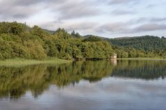 Озеро Lowes стоковые фото