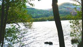 Озеро Loweswater Стоковое фото RF
