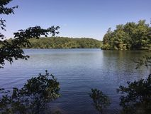 Озеро lurleen Стоковые Фотографии RF