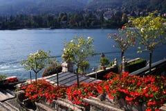 Озеро Maggiore Стоковое фото RF