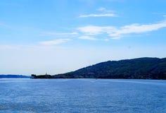 Озеро Maggiore стоковые изображения rf