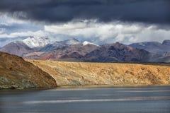 Озеро Manasarovar Стоковое Изображение RF