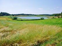 Озеро Masurian Стоковые Изображения