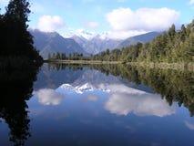 Озеро Matheson Стоковые Изображения RF