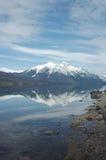 Озеро McDonald Стоковое фото RF