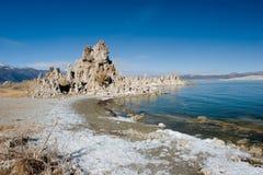 озеро mono Стоковые Фотографии RF