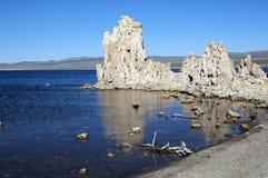 озеро mono Стоковое Изображение