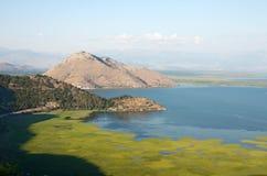 озеро montenegro skadar Сони dsc Балканов самое большое Стоковые Фото
