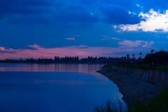 Озеро Morii Стоковые Фотографии RF