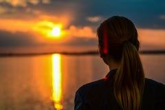 Озеро Morii Стоковое Фото