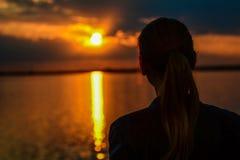 Озеро Morii Стоковые Фото