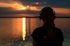 Озеро Morii Стоковое фото RF