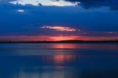 Озеро Morii Стоковое Изображение RF