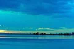 Озеро Morii Стоковое Изображение