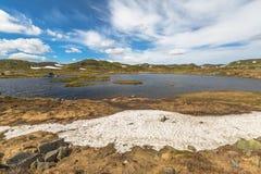 Озеро Mountan Стоковые Фотографии RF